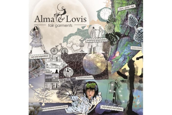 Nachhaltige Kleidung online kaufen, Naturtextilien von Alma & Lovis online kaufen