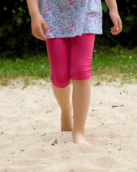 Kinder Sommer Leggings, KiteKids, Baumwolle Elasthan