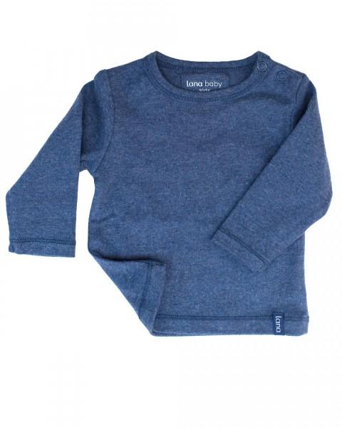 Baby Shirt Jule, Lana, 100% Baumwolle (kbA), 2 Farben
