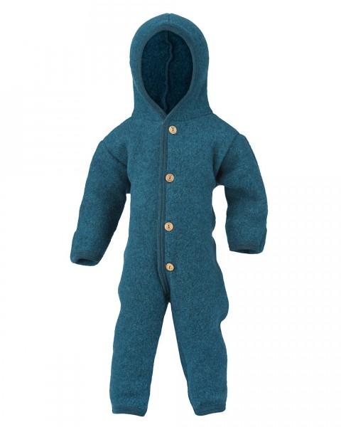 Baby Fleece Overall, Engel Natur, 100% Wolle (kbT), 7 Farben