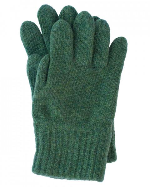 Foster-Natur, Kinder Finger Strickhandschuhe, 100% Wolle