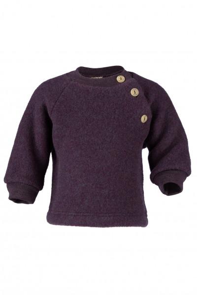 Baby Raglan Pullover Fleece, Engel Natur, 100% Wolle (kbT), 6 Farben