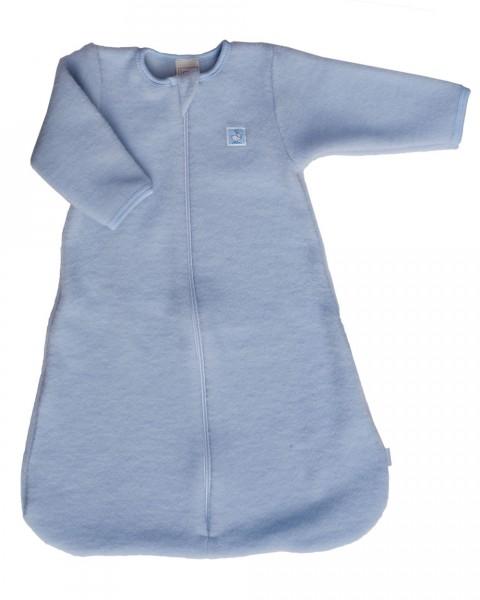 Baby Schlafsack, Lana, Wolle Baumwolle, 2 Farben