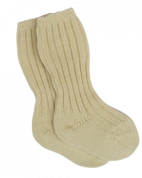 Grödo, Speckbein Socken dick, 100% Wolle (kbT)