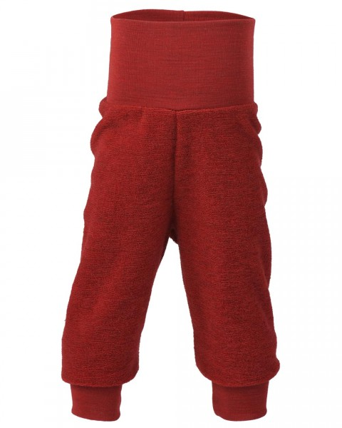 Baby Hose Frottee, Engel Natur, 100% Wolle (kbT), 2 Farben