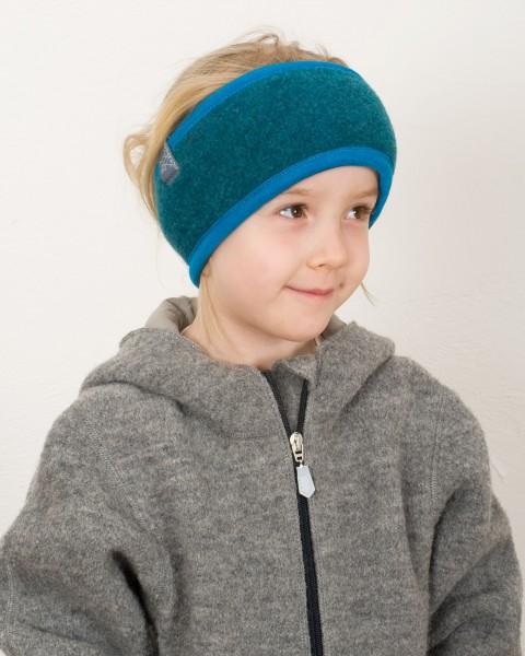 """Pickapooh, Kinder Stirnband """"Sporty"""", 100% Wolle (kbT)"""