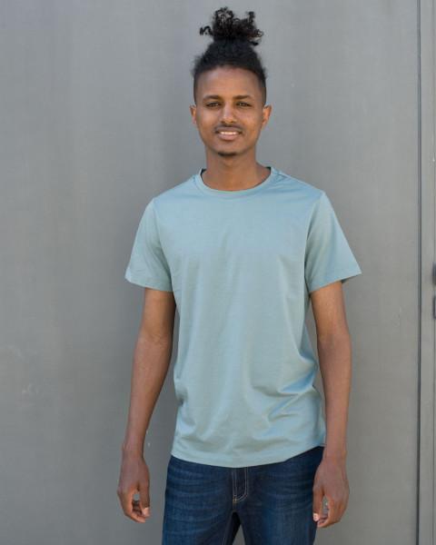 True North, Sportliches Herren T-Shirt, 58% Baumwolle (kbA), 39% Modal, 3% Elasthan