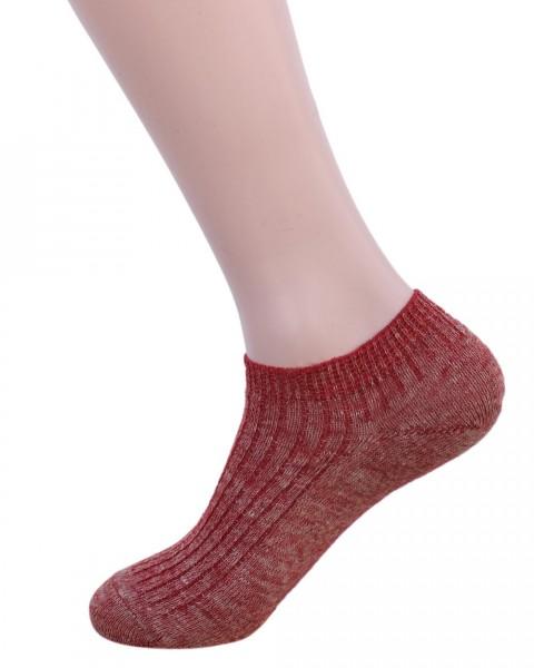 Sport Sneaker Socken Danny,70% Wolle (kbT), 30% Leinen mit NatureTexx*-Ausrüstung