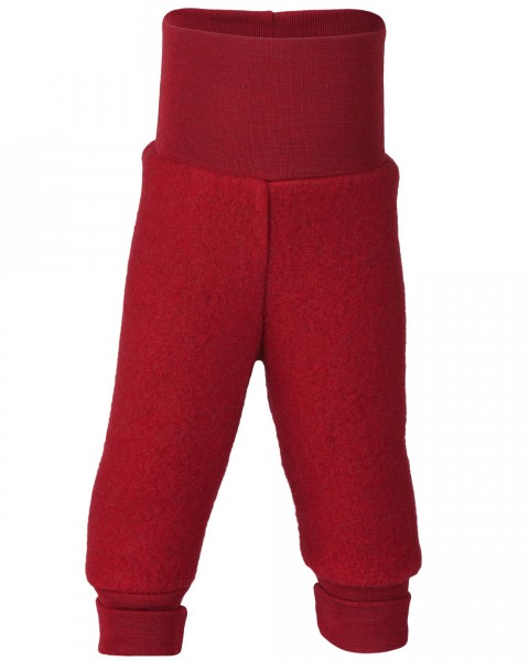 Baby Fleece Hose, Engel Natur, 100% Wolle (kbT), 7 Farben