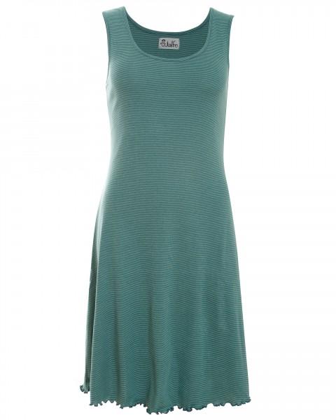 Jalfe, Kleid ärmellos, 100% Baumwolle (kbA)