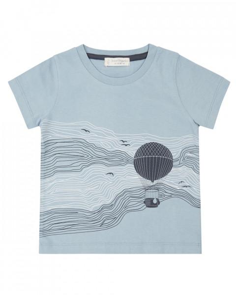 Sense Organics, Kinder T-Shirt Ballon, 100% Baumwolle (kbA)