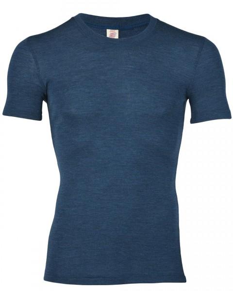 Herren Shirt kurzarm, Engel Natur, 100% Wolle (kbT)