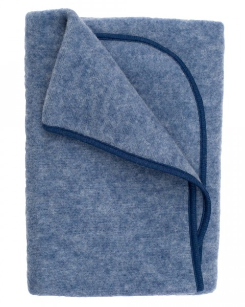 Baby Fleece Decke, Cosilana, 100% Wolle (kbT), 5 Farben