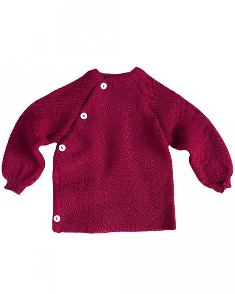 Baby Wickelpulli, Relax, 100% Wolle (kbT)