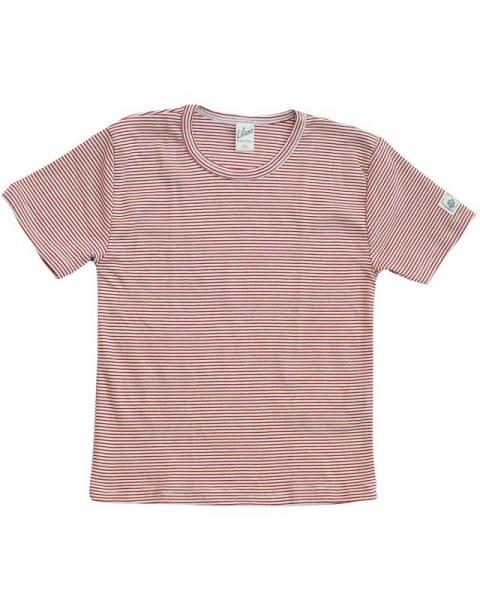 Kinder Shirt kurzarm, Lilano, Baumwolle Seide