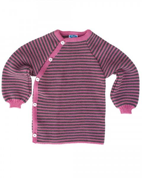 Baby Wickelpulli Ringel, Relax, 100% Wolle (kbT), Farben