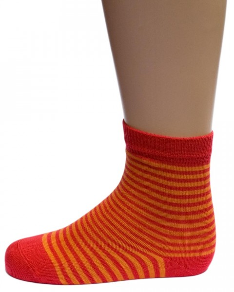 Grödo, Baby und Kinder Socke Ringel, Baumwolle (kbA)