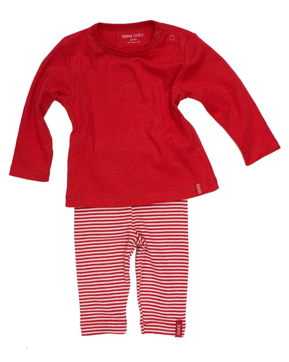 Baby Leggings Paula, Lana, 100% Baumwolle (kbA), 2 Farben