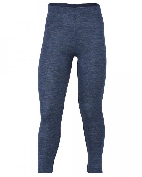 Kinder Leggings, Engel Natur, 100% Wolle (kbT), 2 Farben