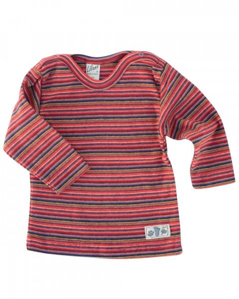 Lilano, Baby Shirt Ringel, 100% Baumwolle (kbA)