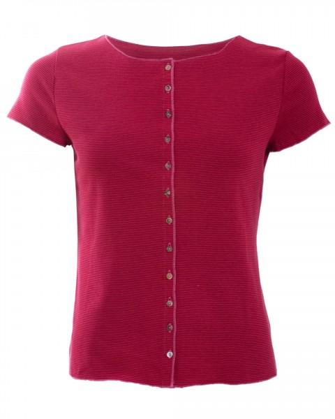 Jalfe Shirt mit Knöpfen, 100% Baumwolle (kbA)