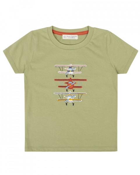 Sense Organics, Kinder T-Shirt Flieger, 100% Baumwolle (kbA)