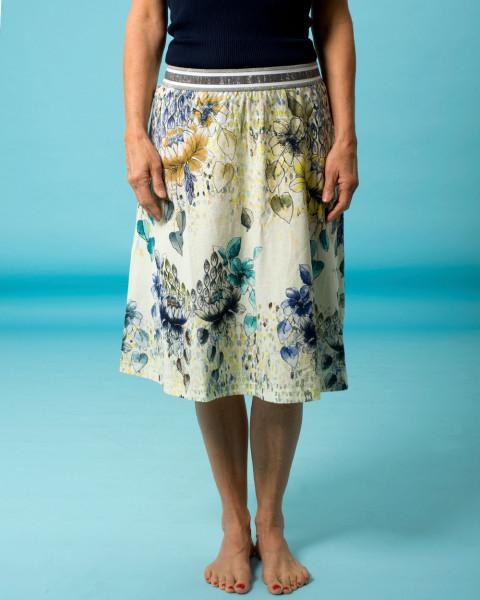 Alma & Lovis, Art Flower Skirt, 100% Baumwolle (kbA)