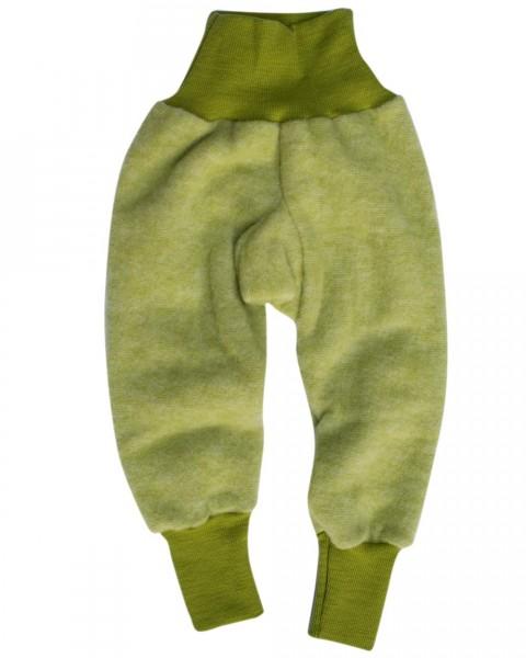 Baby Hose Fleece, Cosilana, 100% Wolle (kbT), 2 Farben