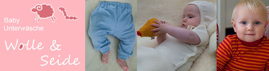 unterw sche wolle seide unterw sche baby foster naturkleidung. Black Bedroom Furniture Sets. Home Design Ideas