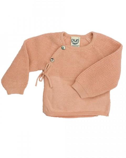 Baby Wickelpulli, Puri, 100% Baumwolle (kbA), pflanzliche Färbung, 2 Farben