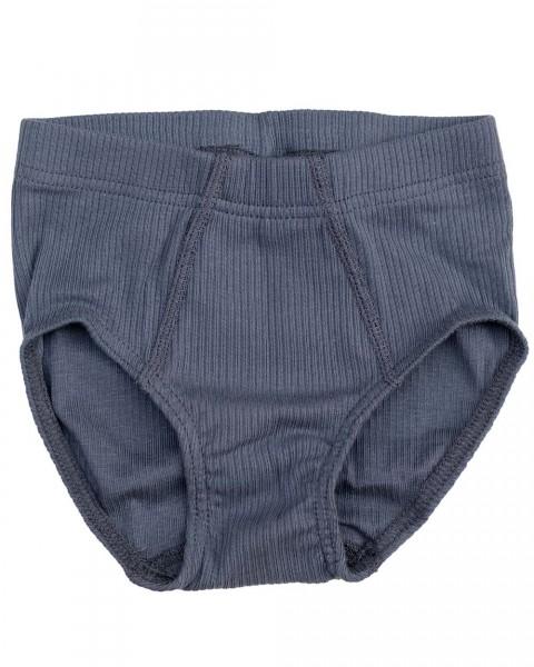 Jungen Sportslip, Engel Natur, 100% Baumwolle (kbA), 2 Farben