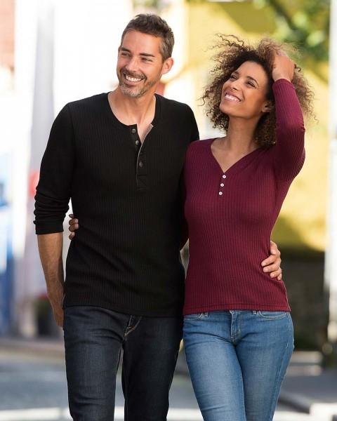 Herren Shirt, Urban Eco Style, Engel Natur, 70% Wolle 30% Seide