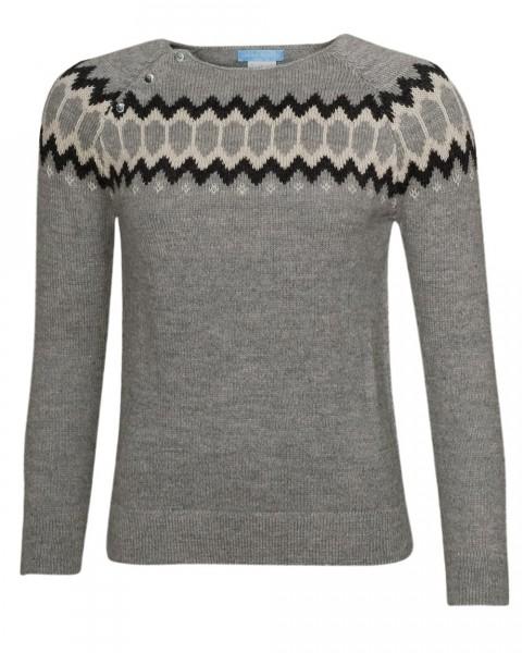 Serendipity, Damen Pullover, 100% Alpaka