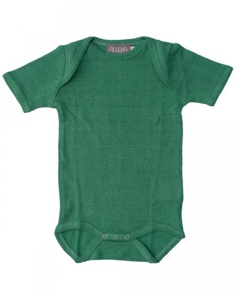 Baby Body kurzarm, Alkena, 100% Seide (Bourette), 6 Farben c55b601e1a
