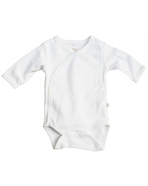 Baby Wickelbody langarm, Feetje, 100% Baumwolle (kbA)