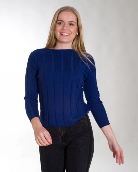 KokonZwo, Leichtes Shirt langarm, 95% Baumwolle (kbA), 5% Cashmere