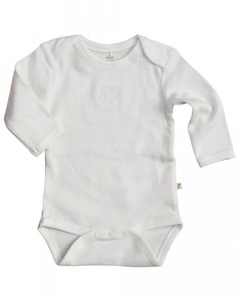 Baby Basic Body langarm, Feetje, 100% Baumwolle (kbA)