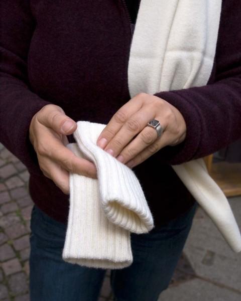 Damen Armstulpen, Ganterie, 100% Wolle, 5 Farben