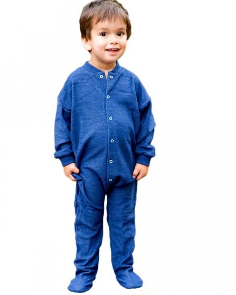 Cosilana, Kinder- und Babyschlafanzug, 100% Wolle (kbT)