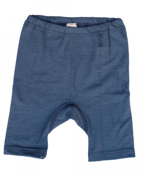 Cosilana Kinder Bermuda / Radler, 70 % Wolle (kbT) 30 % Seide