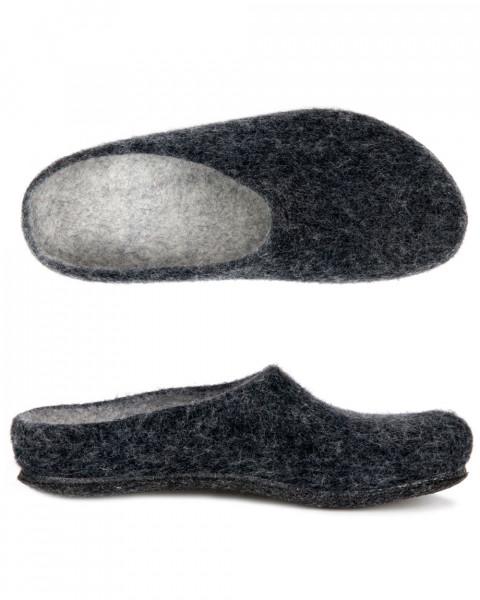 Magicfelt, Yak Filzpantoffeln 17727, 100% Wolle