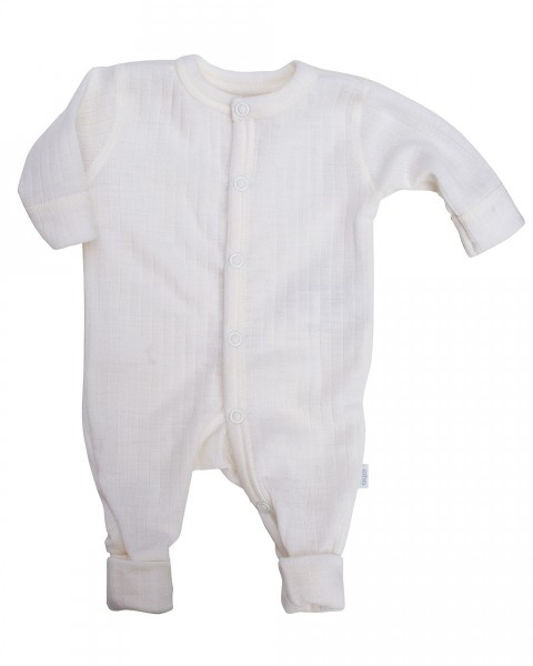 Baby Overall für Frühchen, Joha, 100% Wolle
