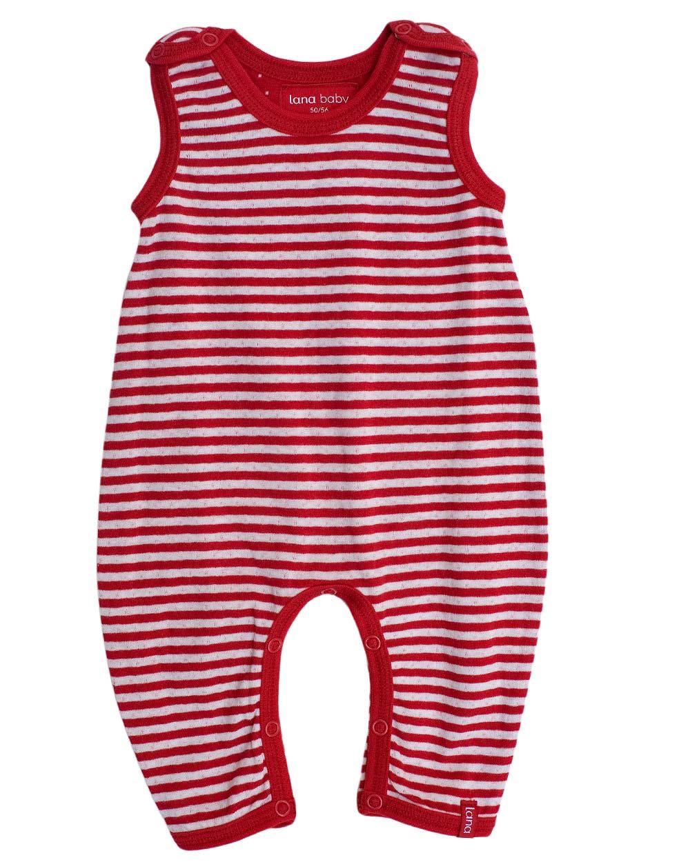 Baby Wende Strampler, Lana, 100% Baumwolle (kbA), 2 Farben