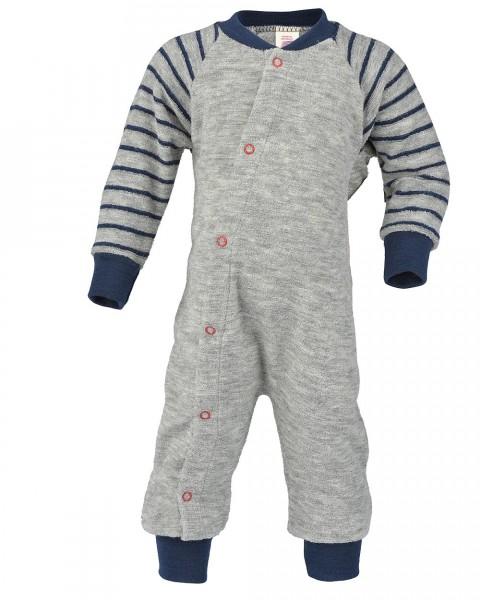 Engel Natur, Einteiliger Schlafanzug Frottee, 100% Wolle (kbT), 50 ... 5d80321288
