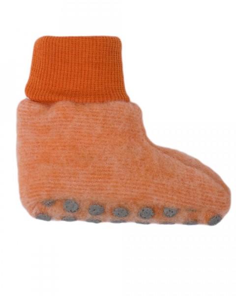 Baby Noppen-Schuhe, Cosilana, 100% Wolle (kbT), 4 Farben
