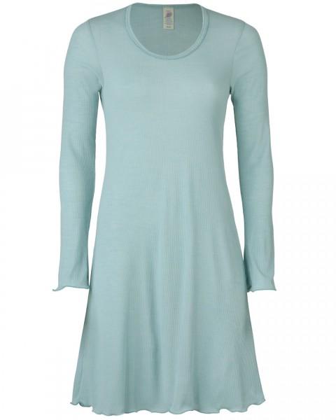 Damen Nachthemd, Engel Natur, Wolle Seide, 2 Farben