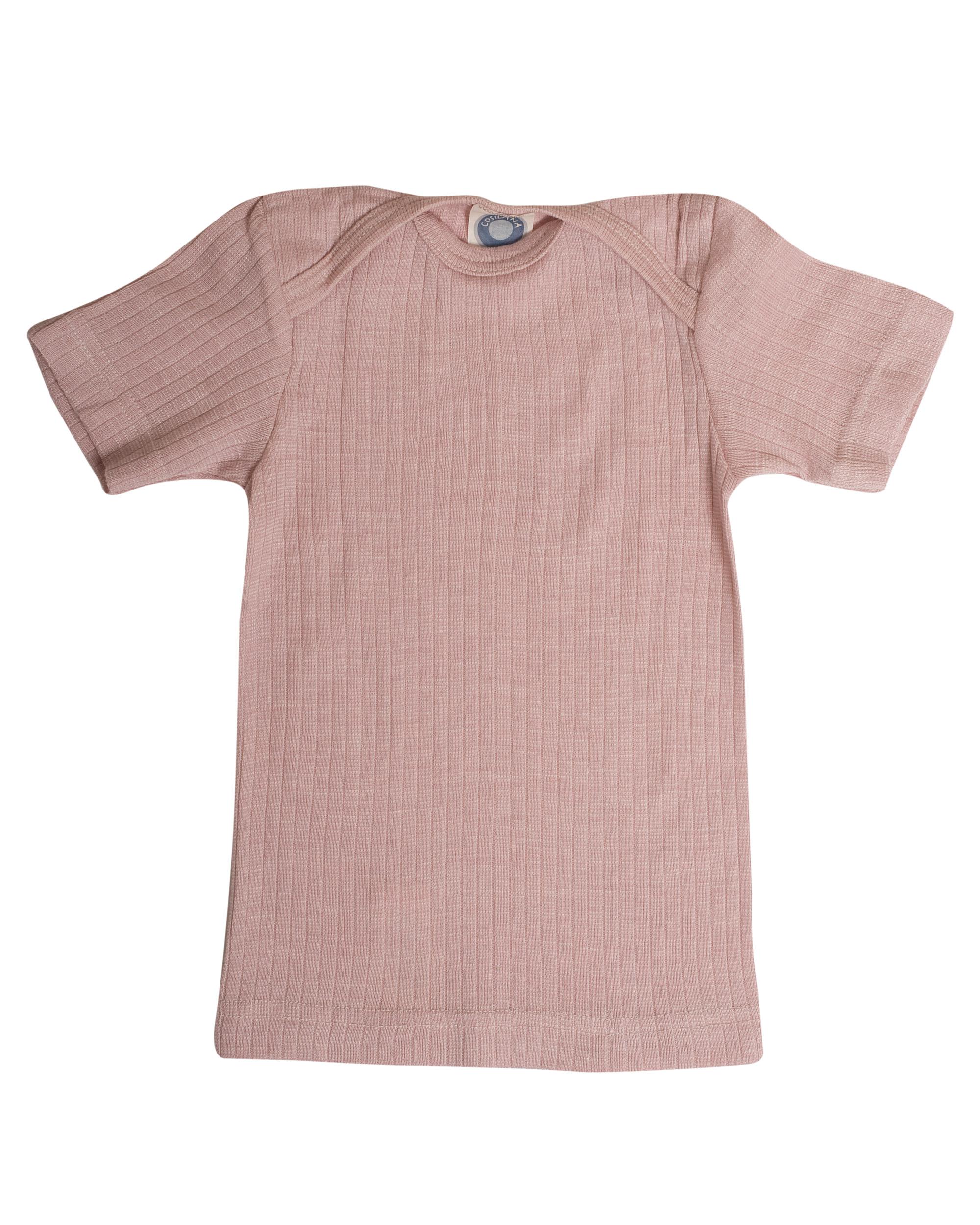 553d6bc75bc68 ... 35 · Vorschau: Cosilana, Baby Unterhemd kurzarm, 45% Baumwolle (kbA), 35