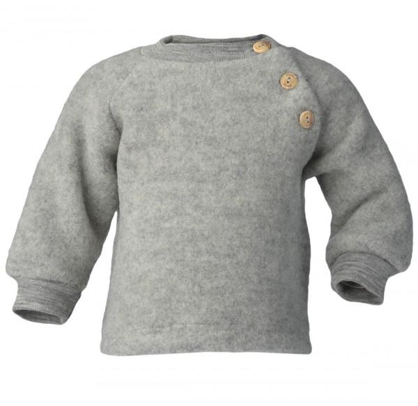 Baby Raglan Pullover Fleece, Engel Natur, 100% Wolle (kbT), 4 Farben
