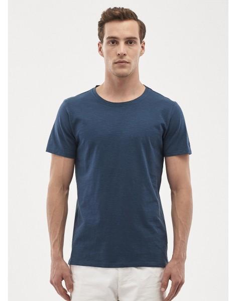 Oganication, Herren T-Shirt regular fit, 100% Baumwolle (kbA)