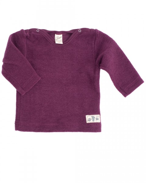 Lilano, Baby Pulli. 100 % Wollfrottee (kbT)